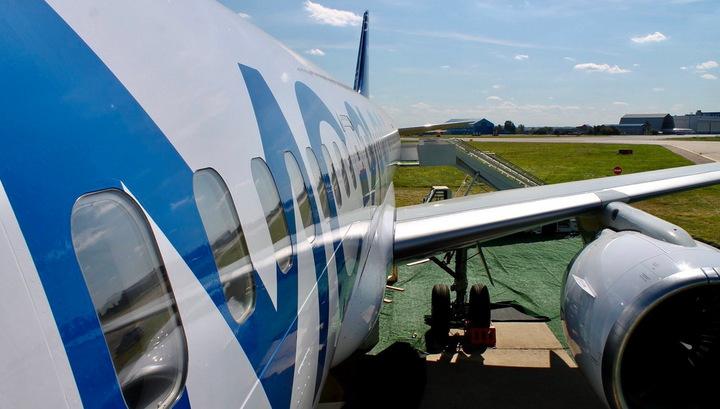 Регулярные летные испытания самолета МС-21-300 возобновились
