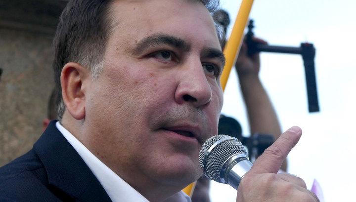 Логичное завершение шабаша на Украине: Саакашвили снова у власти