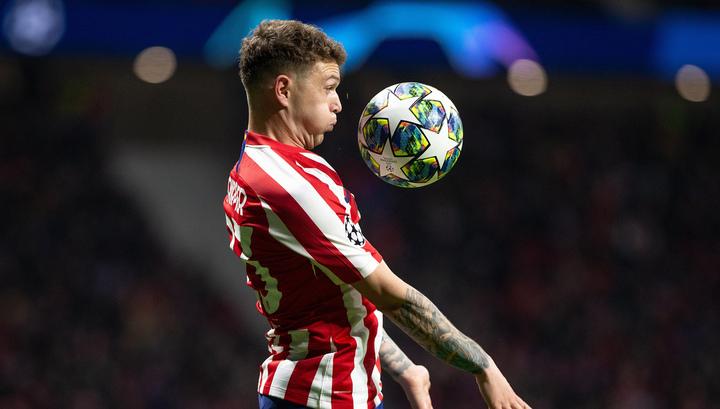"""Защитник """"Атлетико"""" Триппьер может быть отстранен от футбола из-за ставок"""