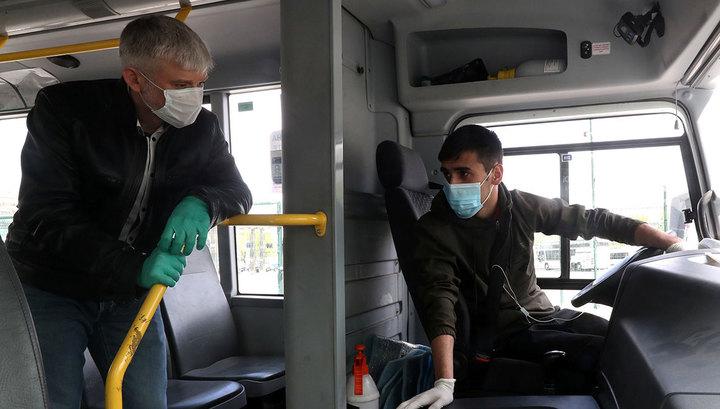 Дитрих протестировал работу транспорта в условиях пандемии