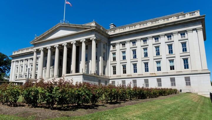 Россия в марте сократила вложения в гособлигации США до $3,854 миллиарда