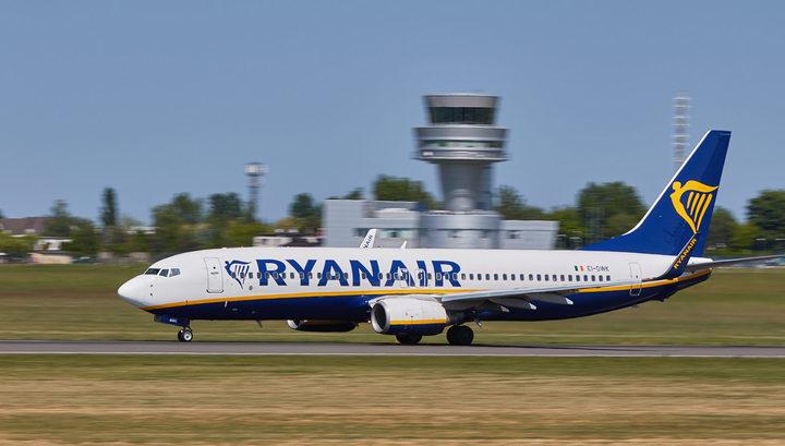 Прибыль Ryanair упала в 2020 финансовом году на 27%