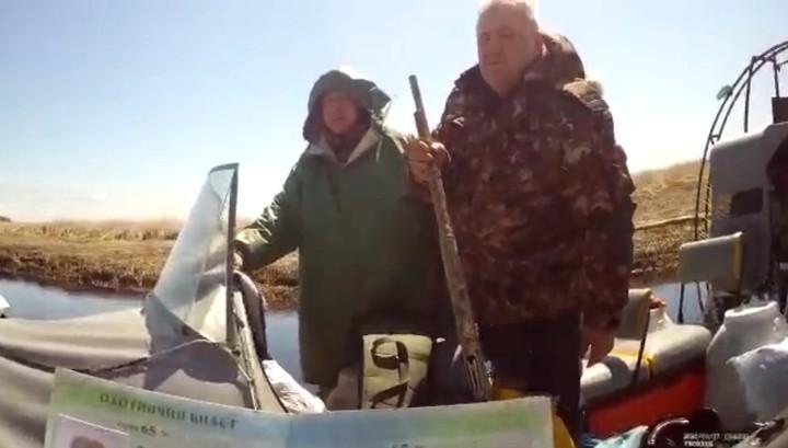 Мэра сахалинской Охи заподозрили в браконьерстве