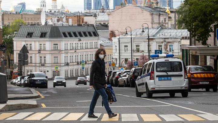 Москвичи смогут гулять три раза в неделю по графику