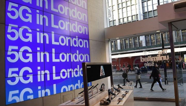 Лондон предложил США объединиться в альянс против китайского 5G