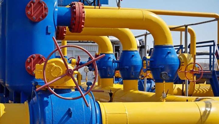 Транзит газа через ГТС Украины сократился в январе-мае на 46%