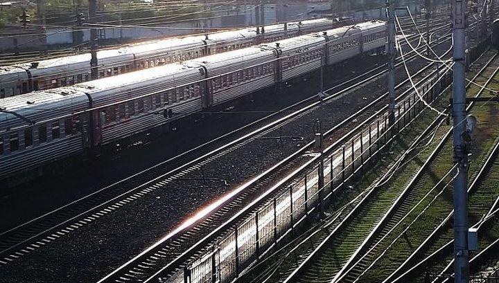 Женщина с ребенком погибли на железной дороге в Приморском крае