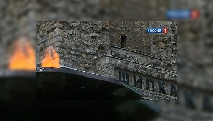 В Москве вспомнили подвиг русских, освободивших Болгарию