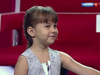 Удивительные люди-2016. Виктория Алиева. Математические способности
