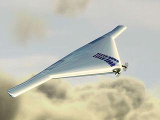 Проектируемый летательный аппарат VAMP для исследования атмосферы Венеры, возможно, окажется на борту российского космического зонда.