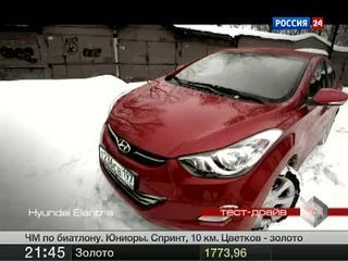АвтоВести. Эфир от 25.02.2012