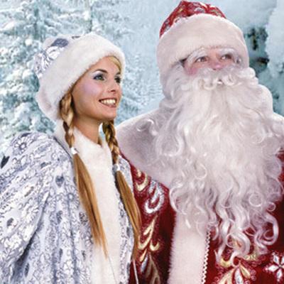 В Санкт-Петербург из Великого Устюга прибыл всероссийский Дед Мороз
