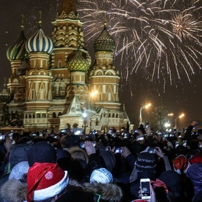 Тверская улица в Москве в Новый год станет пешеходной