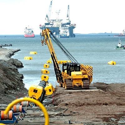 Путин примет участие в церемонии завершения строительства участка газопровода