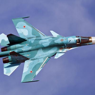 Спасатели нашли тело второго пилота Су-34, погибшего на Японском море