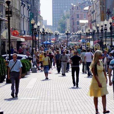 Москва вошла в пятерку самых пешеходных городов мира