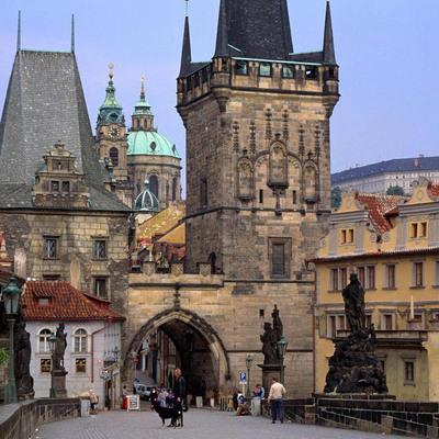 Новогодний салют в Праге могут посвятить памяти Карела Готта