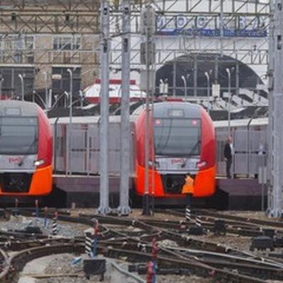 Поезда по внешнему радиусу Московского центрального кольца идут с увеличенными интервалами