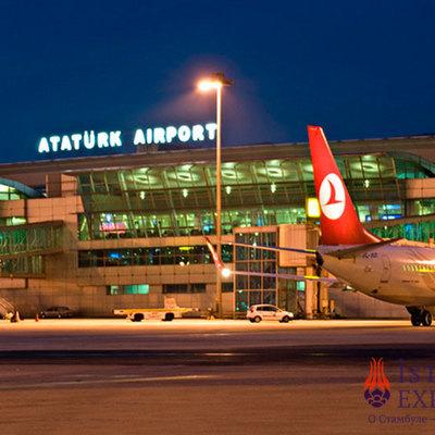 Аэропорты Турции переходят в