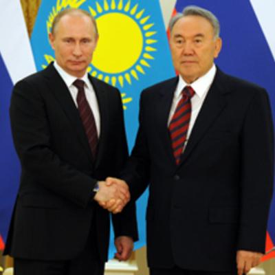 Путин обсудил с Назарбаевым подготовку ко встрече в Астане по Сирии