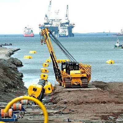 Путин и Эрдоган отдали команду установить последнюю секцию морской части газопровода «Турецкий поток»
