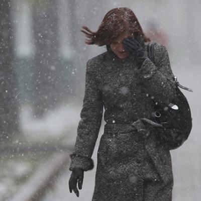 Штормовое предупреждение объявлено в Москве