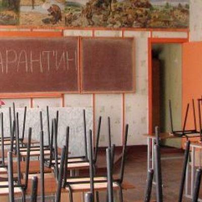 В Приморье на карантин полностью отправили 8 школ, а частично – 63