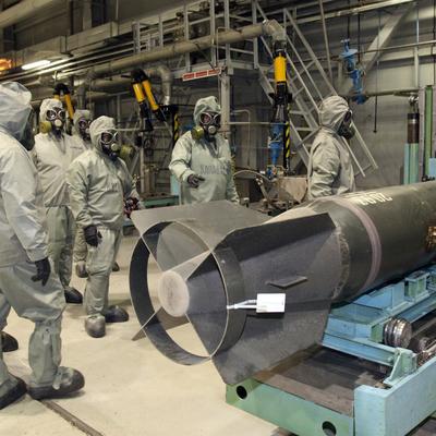 Россия возобновила уничтожение химоружия