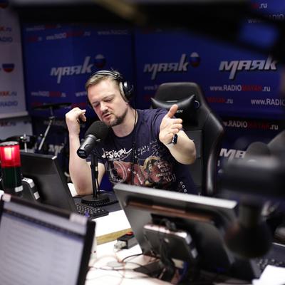 Александр Пушной и участники проекта