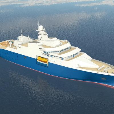 В Калининграде построят спасательное судно