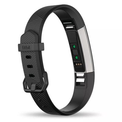 Самый стильный фитнес-браслет Fitbit получил датчик сердцебиения