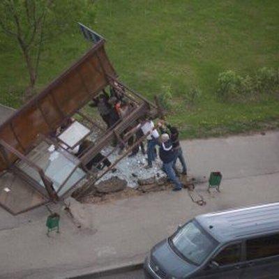 Основные последствия шквала в Москве устранили
