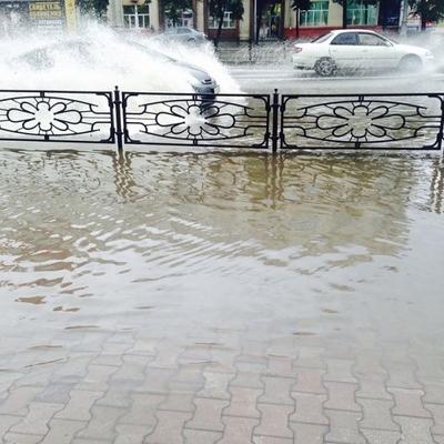 Заявления об ущербе от паводка подали более 4500 жителей Приморья