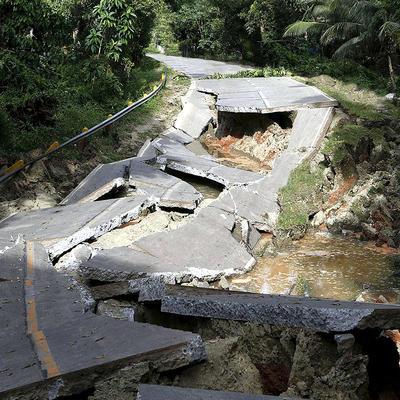 Зафиксирована серия землетрясений в районе Йеллоустонской кальдеры