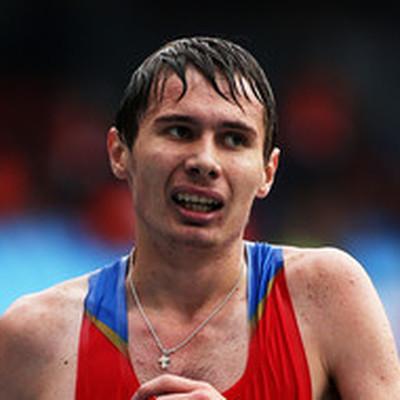 Сергей Широбоков завоевал серебро ЧМ в Лондоне в спортивной ходьбе на 20 км