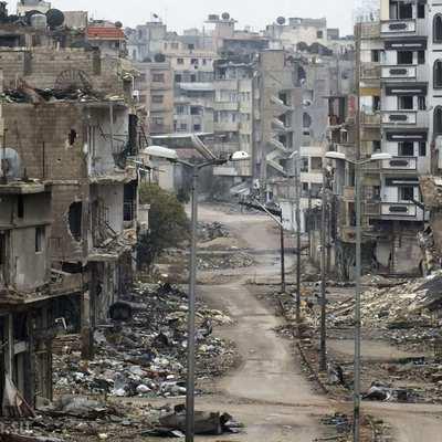 Сирийские войска заняли квартал Кадам на южной окраине Дамаска