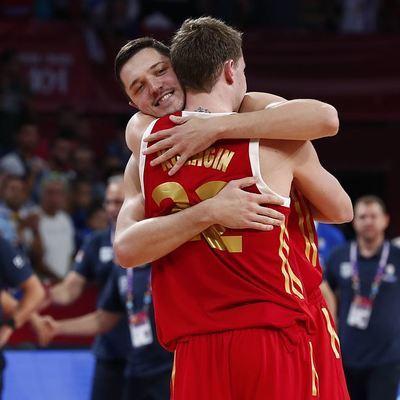 Сборная России победила команду Греции и вышла в полуфинал Евробаскета