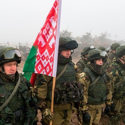Российско-белорусское стратегическое учение носит оборонительный характер
