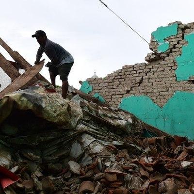 На юге Мексики произошло землетрясение