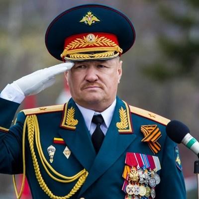 Генерал-лейтенант Валерий Асапов погиб во время операции под Дэйр-эз-Зор