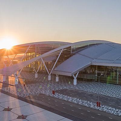 Аэропорт Платов в Ростове-на-Дону возобновилработу