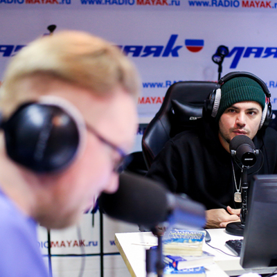 Рэпер Птаха в гостях у Сергея Стиллавина