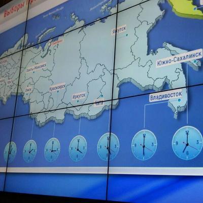 ЦИК обработал 99,8% бюллетеней по итогам выборов президента России