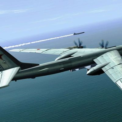Два Ту-95 выполнили плановый полет над нейтральным водами Японского, Желтого и Восточно-Китайского морей
