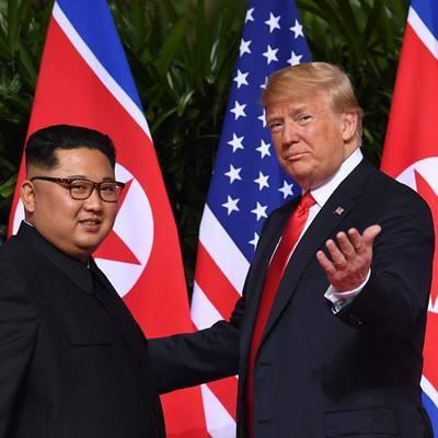 США и Южная Корея приостанавливают совместные учения