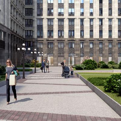 В квартале «Искра-Парк» будет установлена зарядная станция для электромобилей