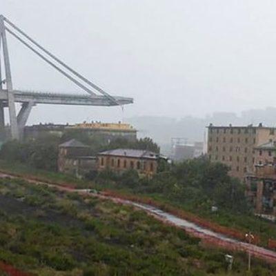 Компания, обслуживающая мост Моранди близ Генуи, обязалась восстановить его