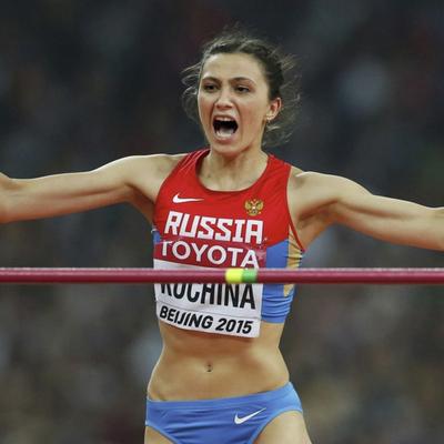 Россиянка Мария Ласицкене, выступающая в нейтральном статусе, одержала победу в соревнованиях по прыжкам в высоту на легкоатлетическом турнире в Стокгольме