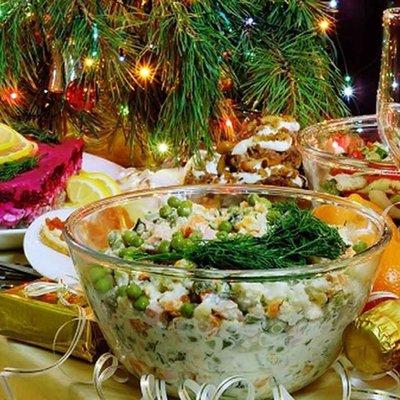 Главный диетолог Москвы: каким должен быть новогодний стол