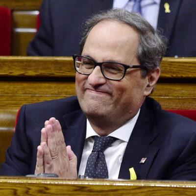 Движение в поддержку независимости испанской Каталонии является мирным